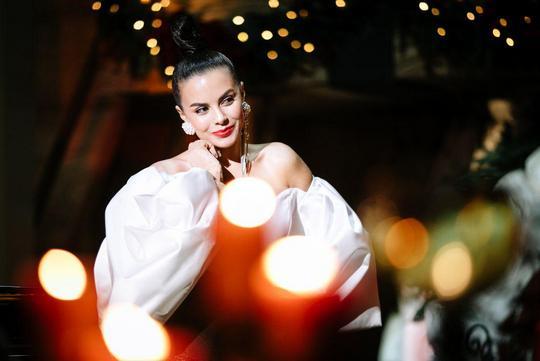 Каменских готовит рождественский фильм-концерт: первые кадры