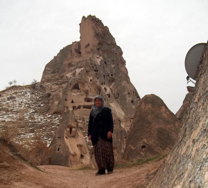 Турция в«несезон»: горнолыжный Кайсери иудивительная Каппадокия