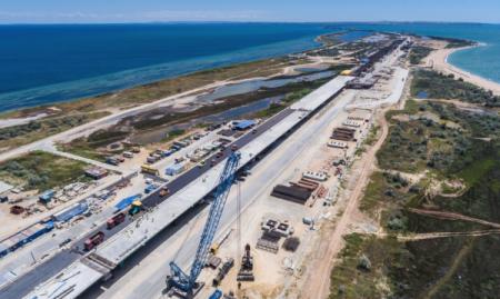 Киевский политик назвал Крымский мост насмешкой над государством Украина
