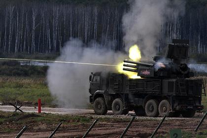 Комплексы «Панцирь» отразили атаку боевиков набазу Хмеймим