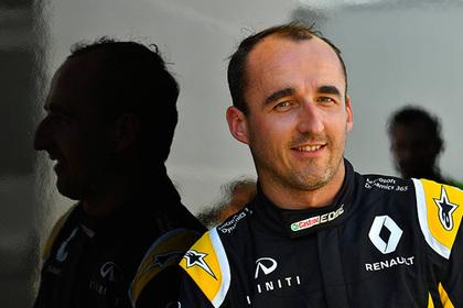 Кубица предложил «Уильямсу» USD 7 млн засвоё участие всеми гонках сезона