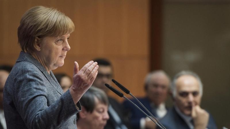 Меркель призвала страны Европы кединству в будущем 2018г.