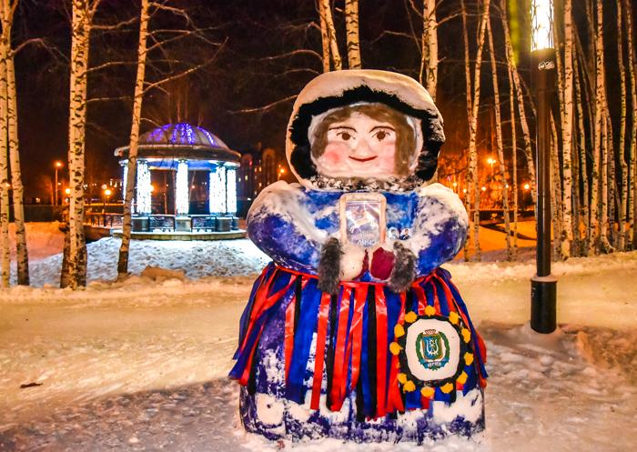 Знакомимся с Новогодней столицей РФ
