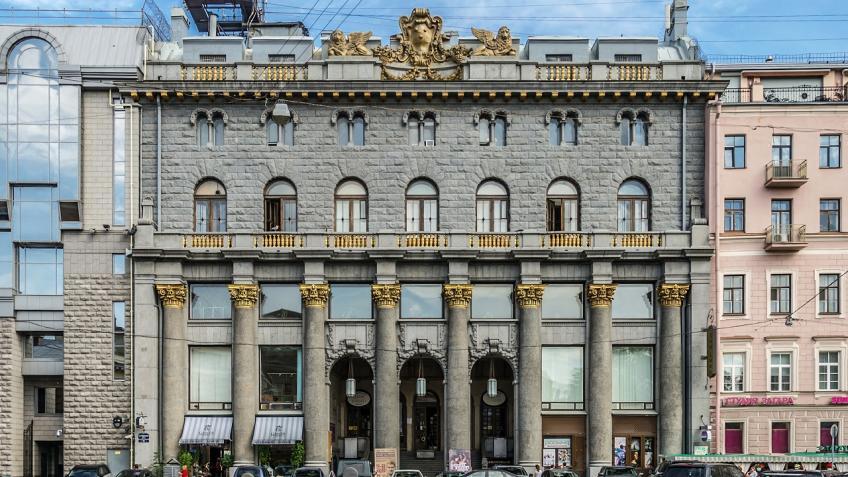 Киноцентр «Родина» стал частью сети «Петербург-кино»