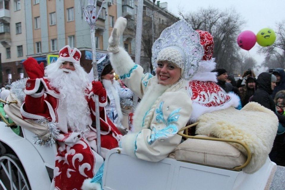 НаСоборной площади Белгорода впервый раз появится снежный городок