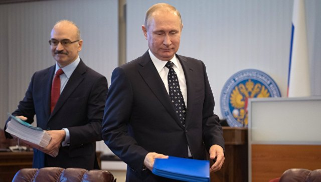 Партия «Родина» поддержит кандидатуру В.Путина навыборах