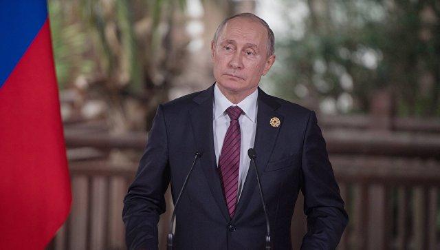 Путин назвал мздоимство ичванливость чиновников основной угрозой стабильности страны