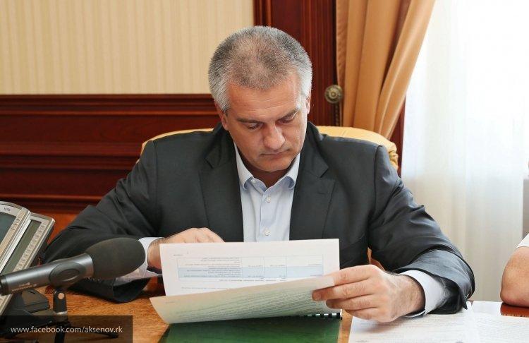 Руководитель Крыма прокомментировал слухи о собственной отставке