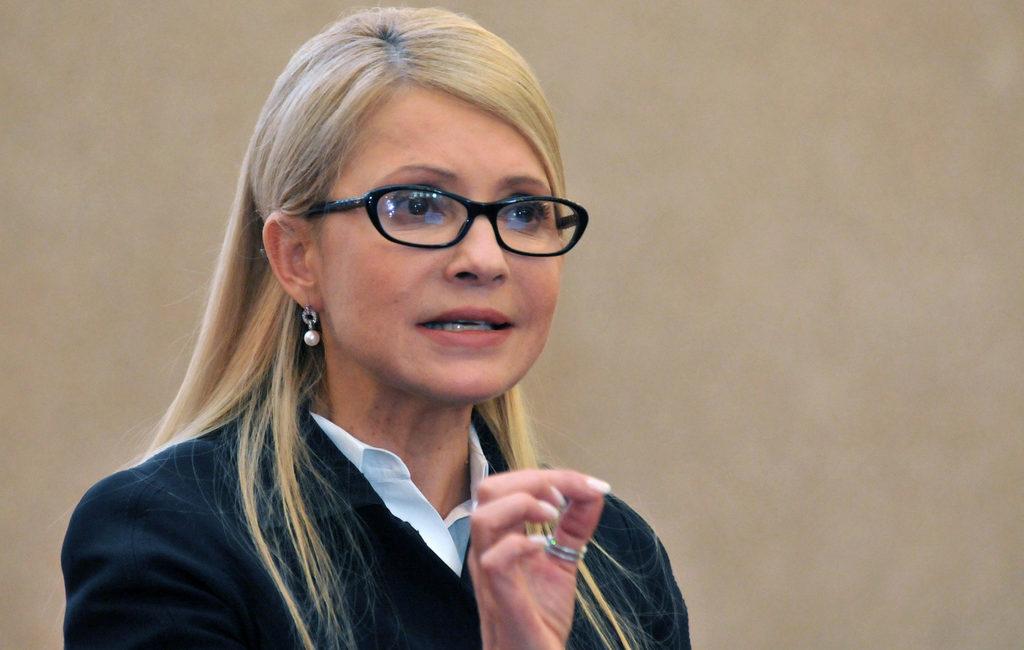 Тимошенко обратилась кПорошенко: Саакашвили посадили именно вы