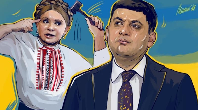 Тимошенко возглавила рейтинг украинских «лжецов»