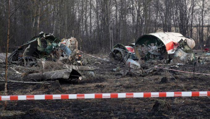ВПольше сообщили одоказательствах взрывов наборту самолета— трагедия под Смоленском