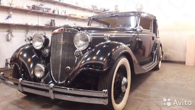 В Российской Федерации реализуют неповторимый Audi 1939 года, выпущенный всего в 3-х экземплярах