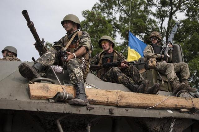 ВУкраинском государстве озвучили боевые потери ВСУ вДонбассе