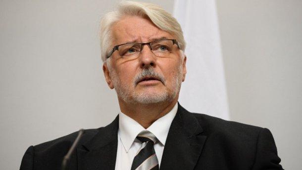 «Существенного напряжения вотношениях с государством Украина нет»— руководитель МИД Польши
