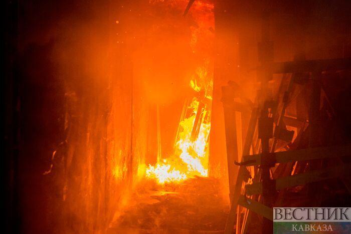 Заночь вТбилиси случились два пожара: есть погибшие
