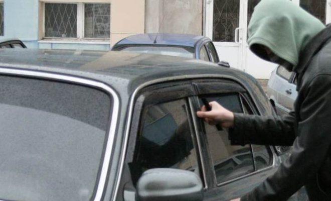 Задержан мужчина, подозреваемый в 12 эпизодах краж из авто
