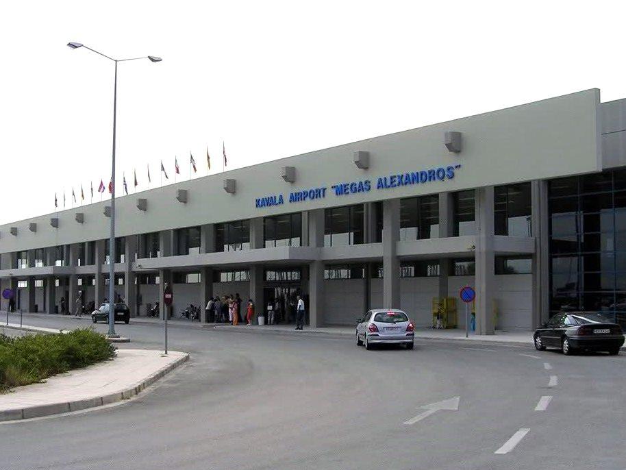 Аэропорт курорта Кавала полностью перестроят