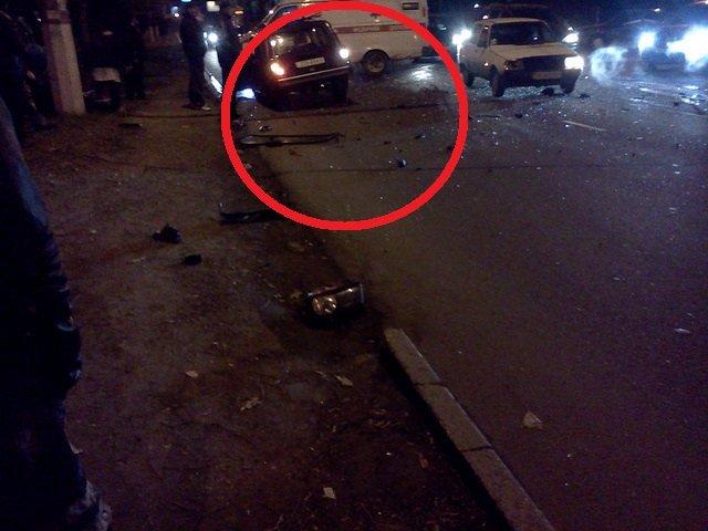4 человека пострадали под Москвой вДТП стремя автомобилями