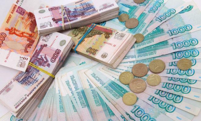 В рейтинге высоких зарплат Калужская область заняла 31-ое  место