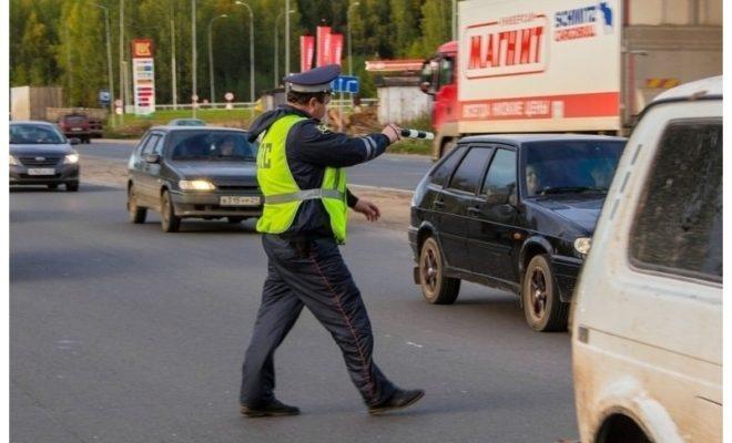 Житель Людиново ездил на авто с фальшивым страховым полисом