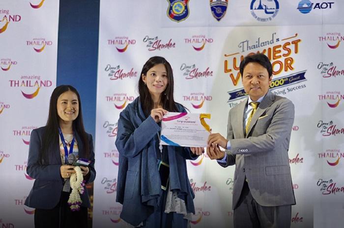 Тайская индустрия туризма заявила оновом рекорде