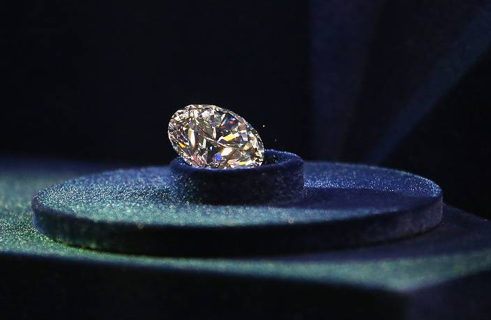 Накрупнейший бриллиант изколлекции «Династия» ненашлось клиента