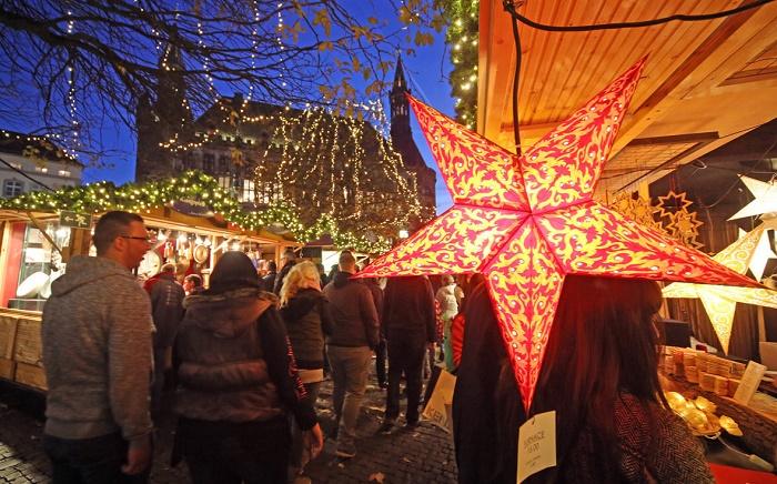 ТОП-10 лучших рождественских ярмарок Европы