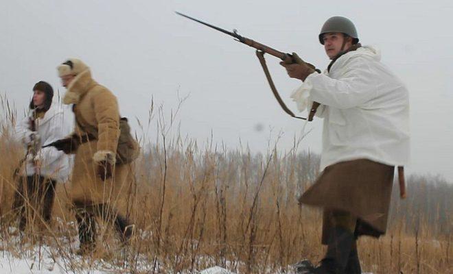 Советские солдаты вновь встанут на защиту Калуги