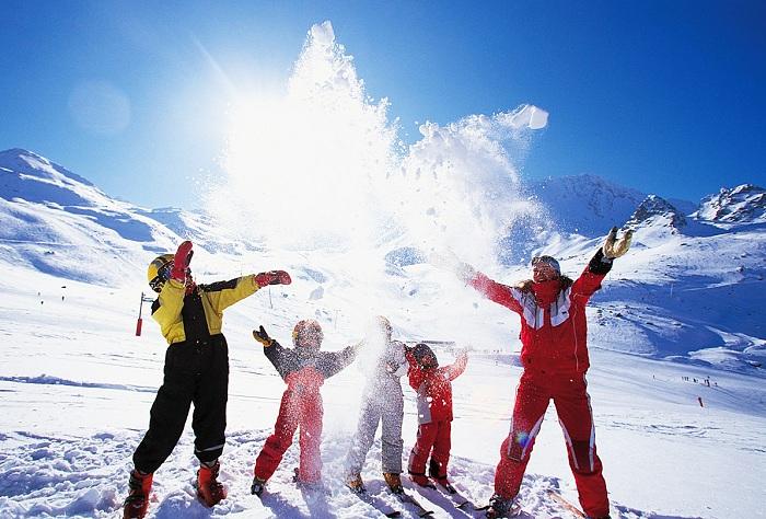 Общий ски-пасс накурортах Сочи запустят вэтом году