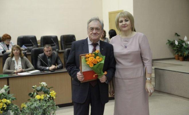 В Калуге наградили победителей конкурсов ветеранских организаций и социальной рекламы