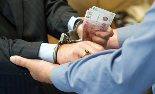 За год в области выявлено 99 фактов взяточничества