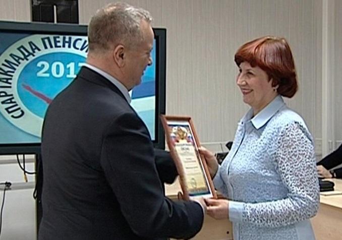 Калужане показали хорошие результаты на IV Cпартакиаде пенсионеров России