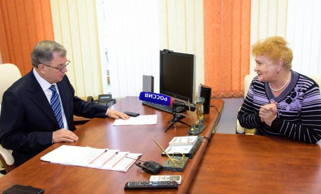 Калужане поделились радостями и проблемами с губернатором