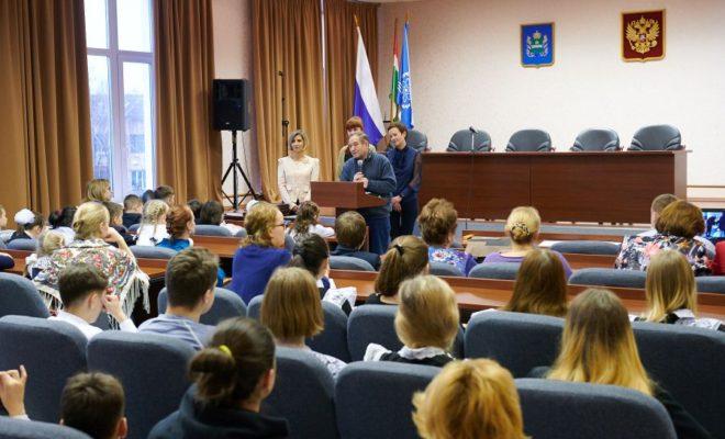 В Обнинске наградили победителей конкурса по сбору макулатуры