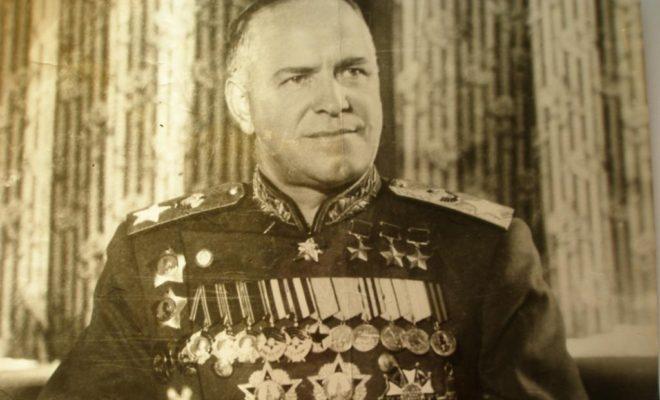 В Калуге чтут память Маршала Георгия Константиновича Жукова
