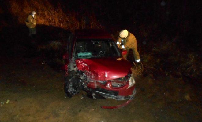 Три авто столкнулись в Кировском районе