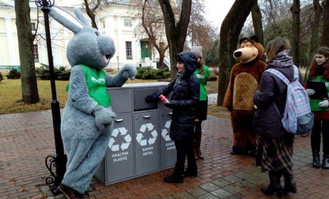 В Калуге стали собирать мусор в формате «ЗБ»