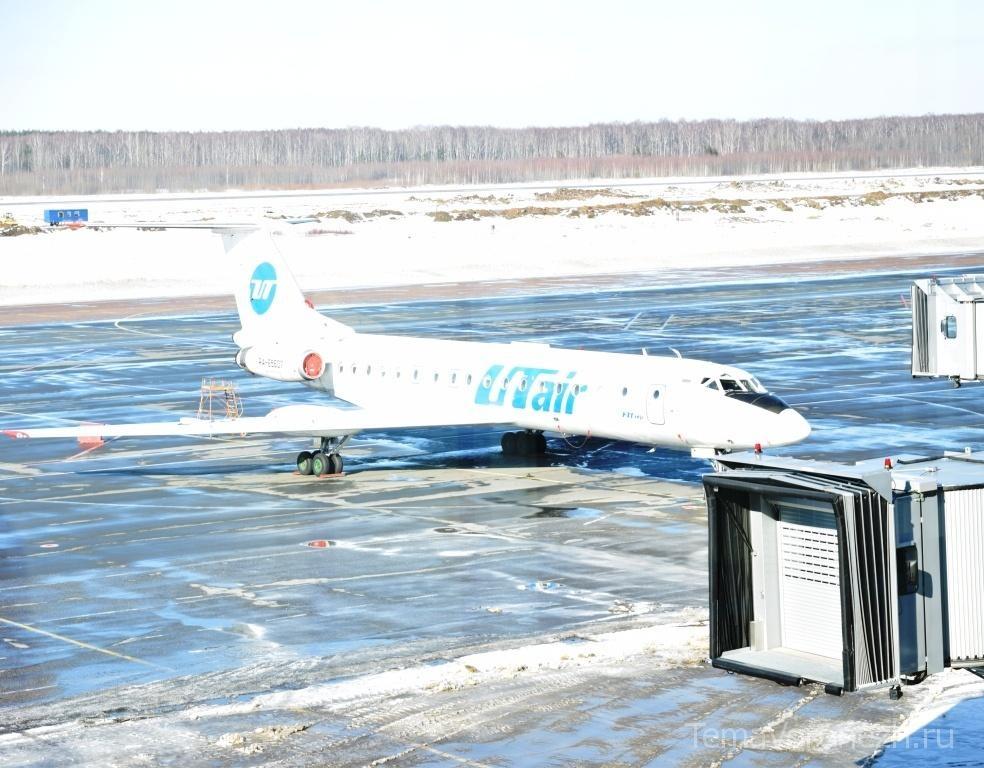 Вворонежском аэропорту из-за непогоды переносят рейсы