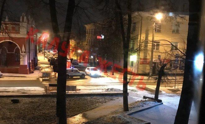 """Информация о """"минировании"""" зданий в Калуге не подтвердилась"""
