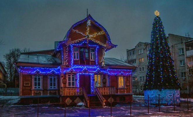 Калужская резиденция Деда Мороза откроется 16 декабря