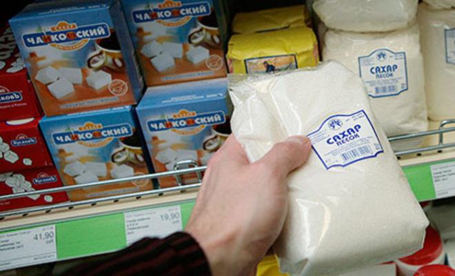 В ноябре сахар подешевел в регионе почти на 8 процентов