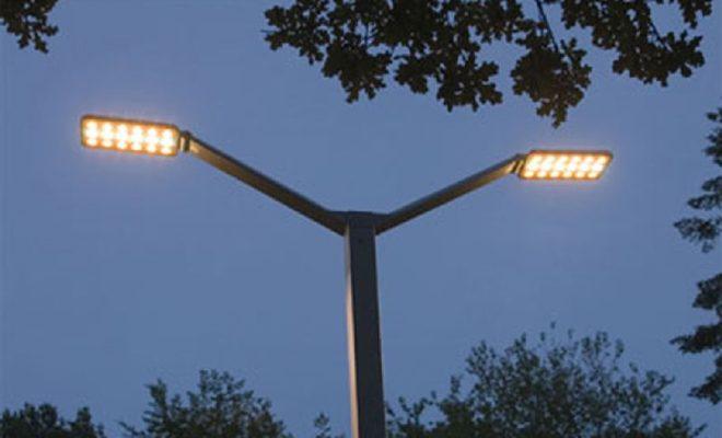 Уличные светильники в Калуге будут с интеллектуальной системой управления