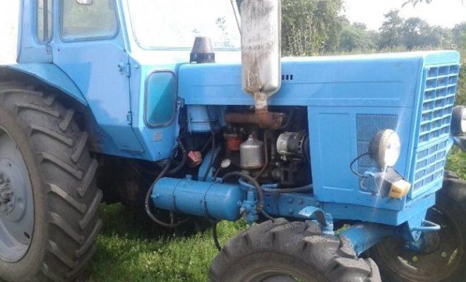 За подмену агрегата на казенном тракторе мужчине грозит уголовное наказание