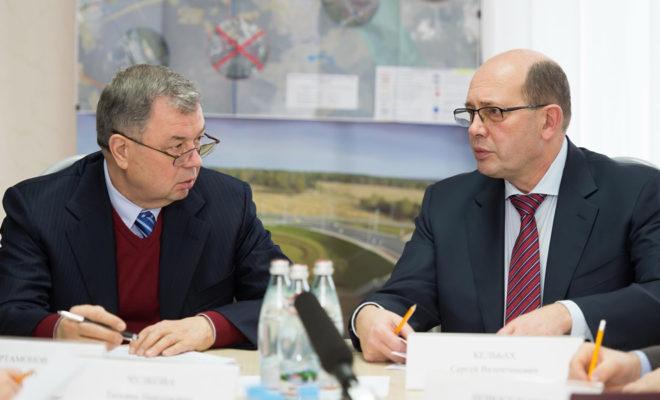 В Калуге обсудили реконструкцию очередного участка Киевской трассы