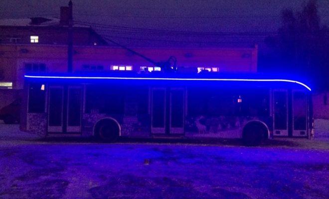 В ночь на Рождество в Калуге пустят 8 троллейбусов