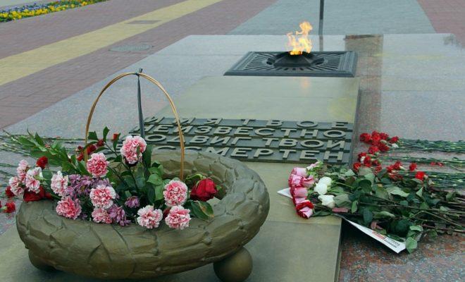В Калуге почтут память Неизвестного солдата